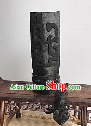 Ancient Chinese Qin and Han Dynasty Hat for Men