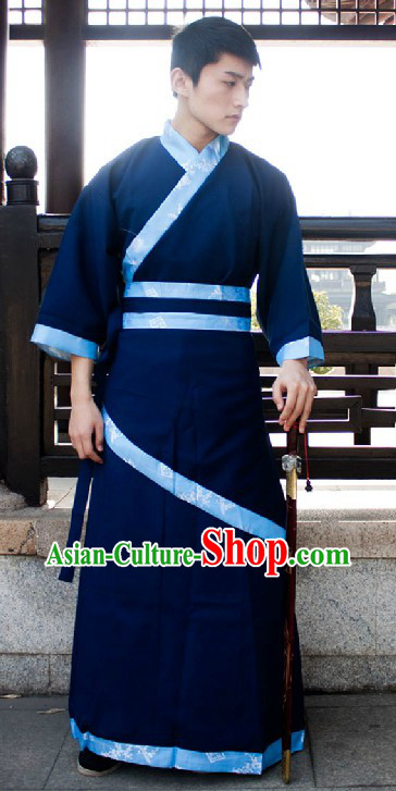 Traditioinal Chinese Hanfu Clothing for Men
