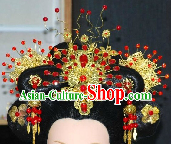 Ancient Chinese Empress Hair Accessories