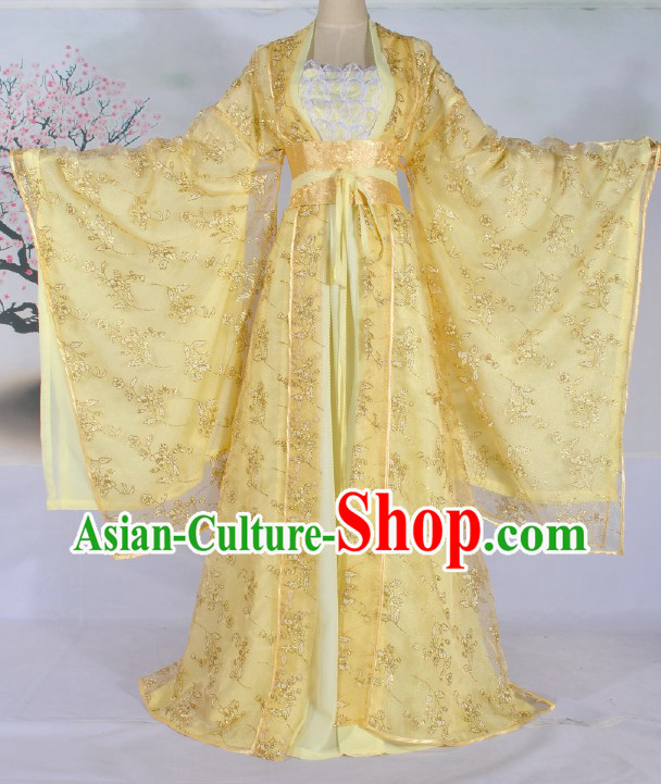 Ancient Chinese Palace Princess Clothing for Women