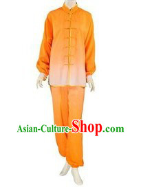 Traditional Chinese Color Transition Kung Fu and Tai Chi Clothes