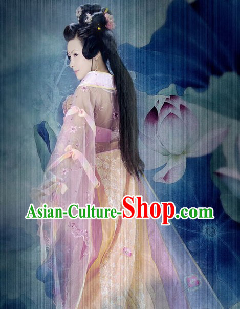 Ancient Chinese Tang Dynasty Empress Costumes for Women