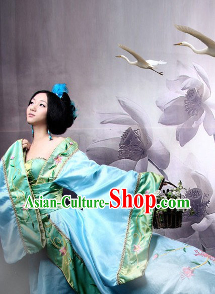 Ancient Chinese Palace Empress Costumes