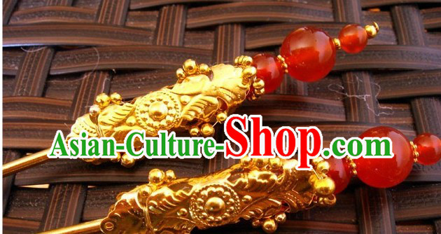 Ancient Chinese Handmade Hair Accessories