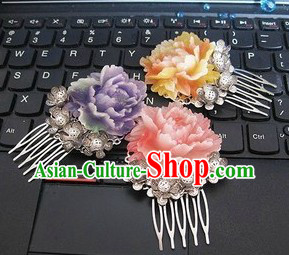Ancient Chinese Handmade Flower Hair Accessories