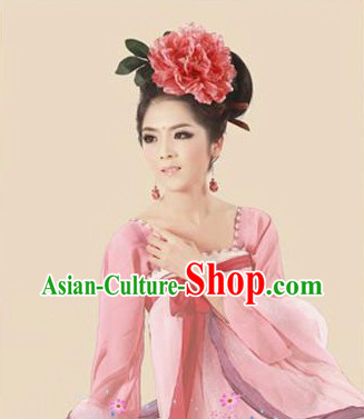 Ancient Chinese Tang Dynasty Lady Clothing
