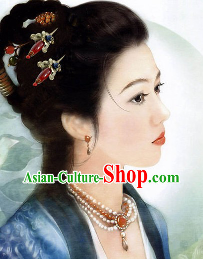 Ancient Chinese Handmade Lady Hairpin