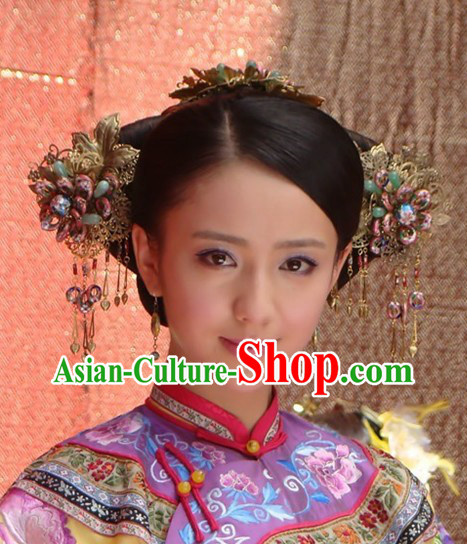 Qing Dynasty Princess Handmade Hairpin