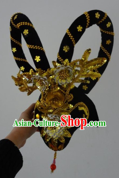 Chinese Classical Palace Dance Headpiece