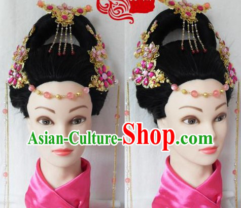 Ancient Chinese Princess Handmade Hair Accessories and Hairpins
