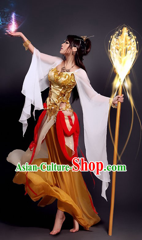 Ancient Chinese Fairy Cosplay Costumes for Women