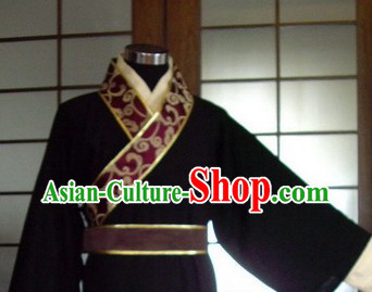 Ancient Chinese Han Dynasty Nobleman Clothing
