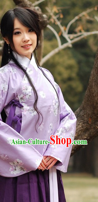 Ancient Chinese Ming Dynasty Ruqun Clothing for Women