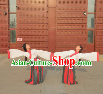 Ancient Chinese Classical Dance Costumes for Women