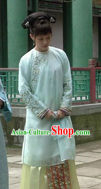 Zhen Huan Zhuan TV Drama Casual Wear Clothes for Women
