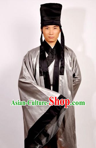 Ancient Chinese Stage Eunuch Costumes