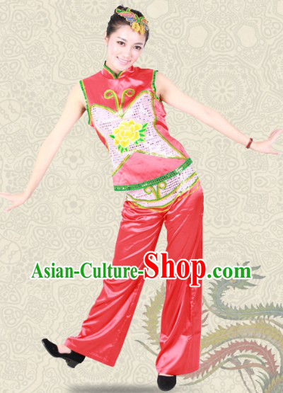Butterfly Dance Costumes and Headwear for Women