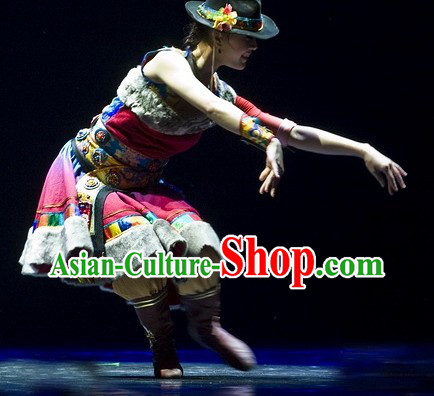 Solo Dance Costumes of Kangting Kanding Love Song