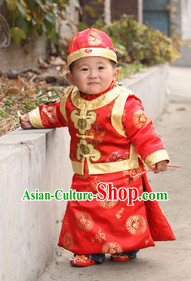 Ancient Chinese Costumes for Babies
