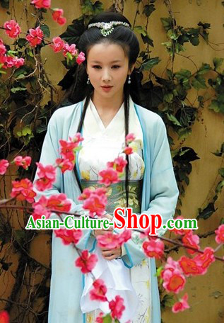 Ancient Chinese Swordswoman Costumes for Women