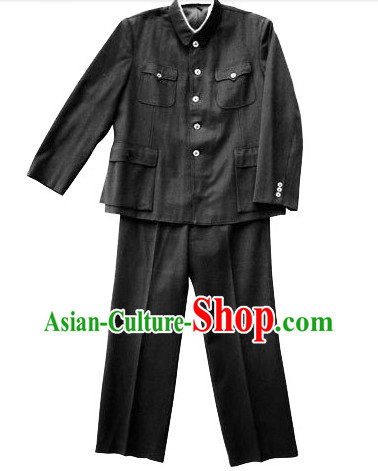 Chinese Culture Revolution Men's Working Set