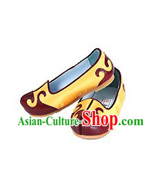 Traditional Korean Classical National Shoes for Boys