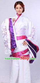 Traditional Chinese Hanfu Clothes Complete Set for Women