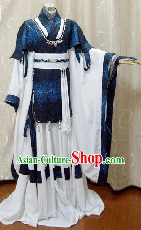 Ancient Chinese Prince Cosplay Complete Set for Men