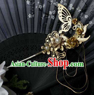 Ancient Traditional Chinese Handmade SD COS Princess Hair Accessory