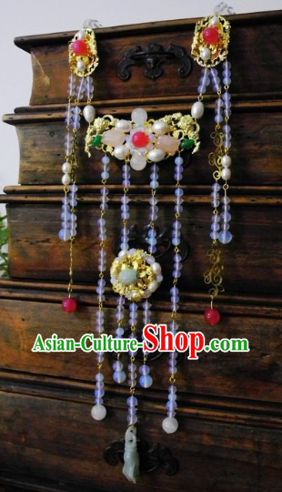 Traditional Chinese Wedding Necklace for Brides