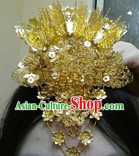 Ancient Chinese Princess Dance Headwears