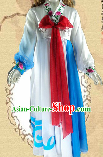 Custom-Made Korean Dance Costumes for Women