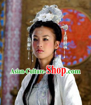 Ancient Chinese Fairy Hair Accessories Complete Set