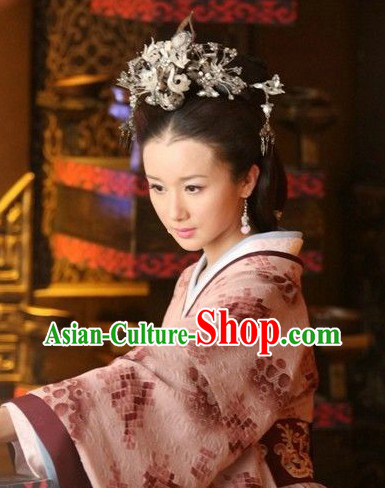 Traditional Chinese Han Dynasty Princess Hair Accessories