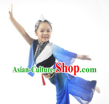Magpie Dance Costumes and Headwear for Kids