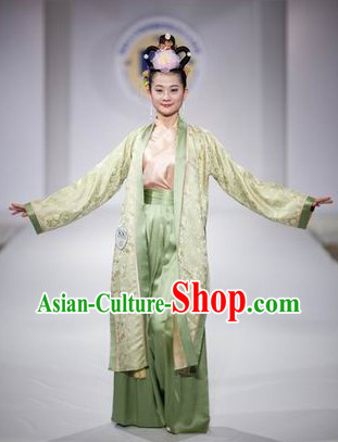 Online Buy Chinese Ancient Female Clothing Complete Set