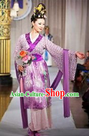 Chinese Ancient Beauties Traditional Costume