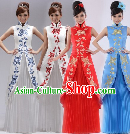 Beijing Olympic Games Ceremonial Clothing Complete Set
