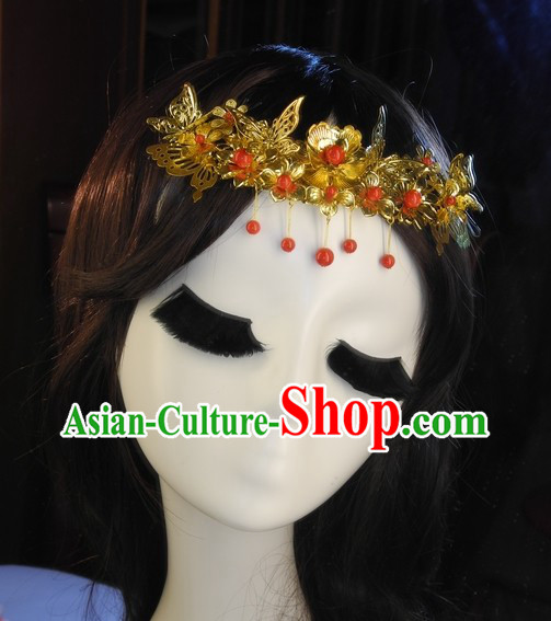 Traditional Chinese Bridal Hair Accessories China