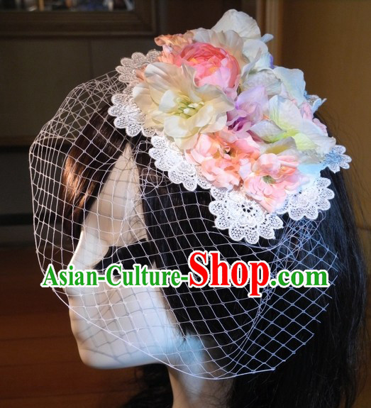 Traditional Chinese Bridal Tiaras Hair Accessories and Wedding