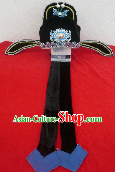 Traditional Chinese Opera Young Men Hat