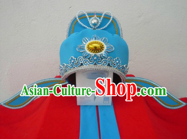 Traditional Chinese Opera College Student Hat