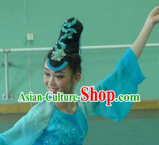 Traditional Handmade Asian Dance Headdress
