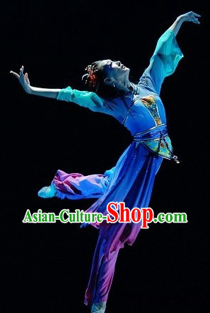 Stage Performance Classic Dancing Costumes for Women