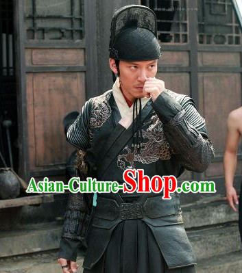 Ming Dynasty Government Official Clothing and Hat for Men