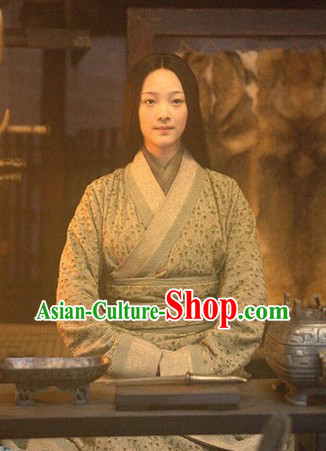 Yu Ji Xiang Yu's Wife Han Beauty Clothing