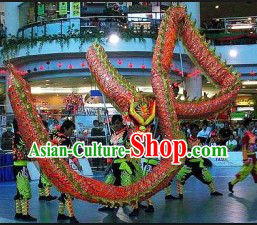 Professional Dragon Dance Troupe Dragon Costume Complete Set