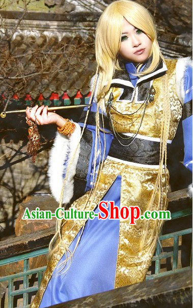 Ancient Chinese Prince Cosplay for Men