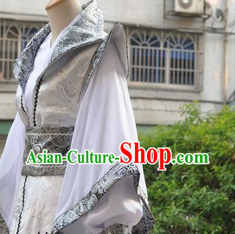 Chinese Classic Han Fu Clothes for Men