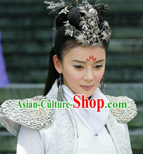 Ancient Chinese Hair Accessories for Bridesmaids